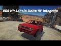 Extreme Power, No Handling (Autocross) - 1992 Lancia Delta HF Integrale EVO (Forza Horizon 3)
