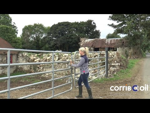 Corrib Oil Women in Farming Awards Finalist 2018 - Olivia Carroll