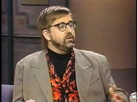 Matt Groening on Late Night, December 12, 1989