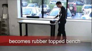 Axminster Premium Mechanic's Bench