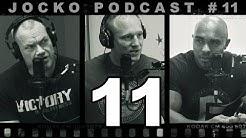 Jocko Podcast 11 with Leif Babin & Echo Charles:  Jocko's Retirement Speech