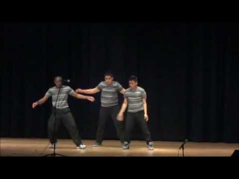 Talent Show  Dancing Robot Remains