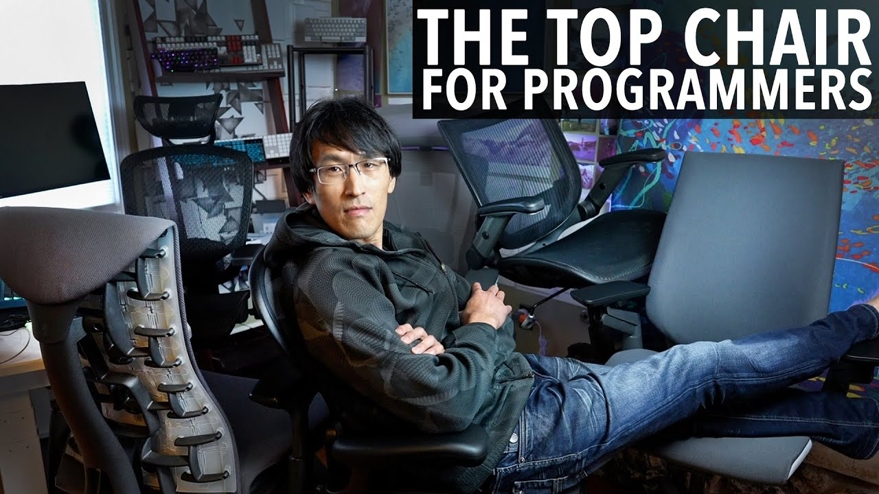 Download The Best Chair for Programmers... (as an ex-Google tech lead) | Aeron vs Embody, Steelcase, Hyken...