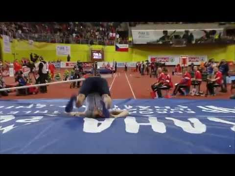 European Indoor Championships Prague 2015 Pole vault - Men Final