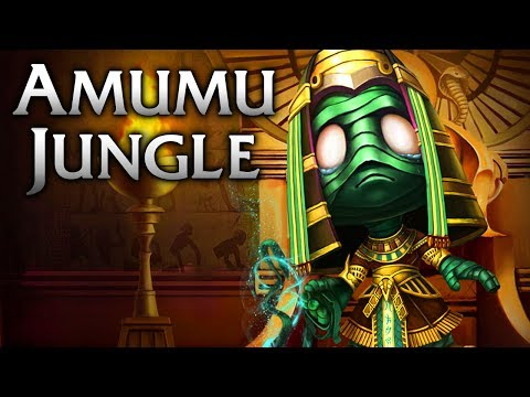 Pharaoh Amumu Jungle - League of Legends Commentary