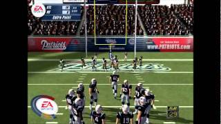 Madden NFL 2003 Gameplay pc part2