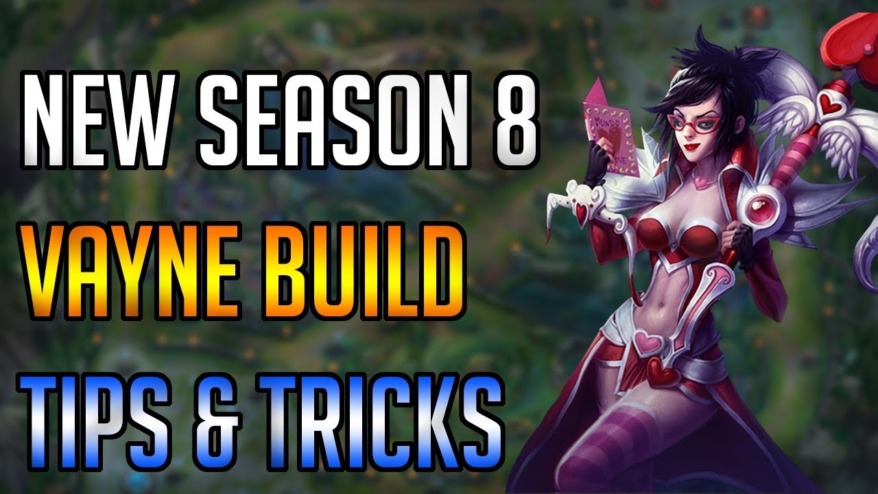 Vayne ADC S9 : build, runes et stuff - Guide LoL ...