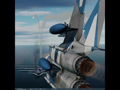 USAF Attacks Russian Carrier(teaser) #shorts