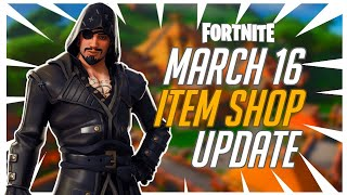 Fortnite Item Shop Update March 16 New Skins - Fortnite Season 8 Gameplay - Respawn Vans Soon?