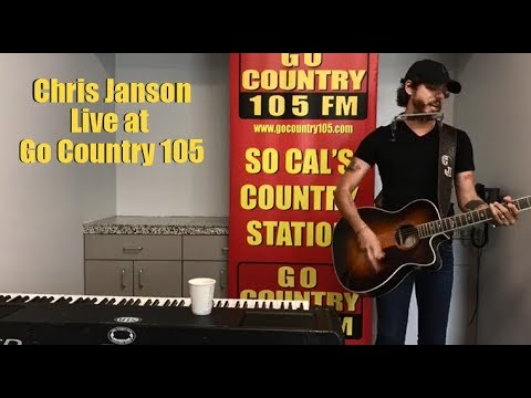 "Chris Janson ""Everybody,"" ""Name On It,"" ""Drunk Girl"" and ""Fix A Drink"" LIVE"
