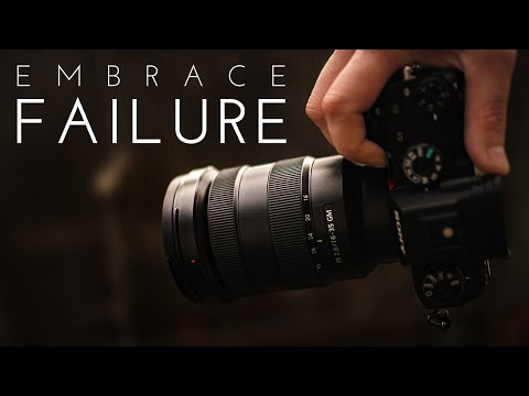 EMBRACING FAILURE - 5 beliefs which may be holding you back