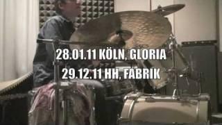 Wolf Maahn & Band - Proben