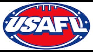 видео United States Australian Football League