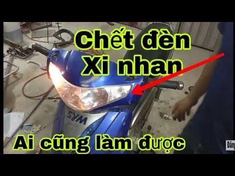Hướng dẫn đấu điện xi nhan xe máy và cách sửa chữa điện xi nhan