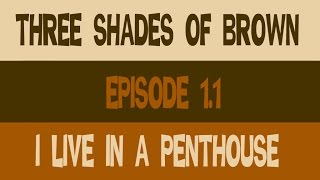 Three Shades of Brown, Episode 1.1: I Live In A Penthouse
