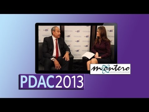 Montero Mining working to find a partner to fund rare earths projects - PDAC2013