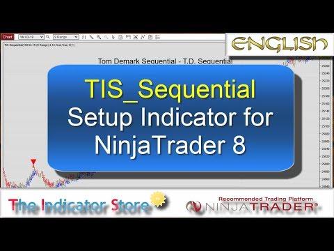 Sequential Trade Setup for NinjaTrader 8