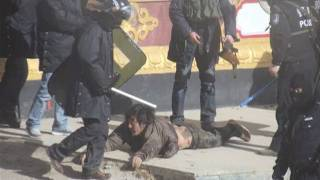 Công an TQ cản BBC tới Tây Tạng