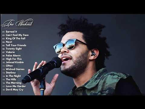 The Weeknd Greatest Hits Full Album - The Best Of The Weeknd Songs