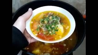 Шурпа! Классический рецепт приготовления узбекской шурпы! Как приготовить?