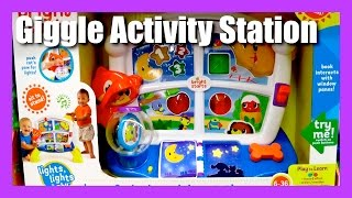 Bright Starts Learn and Giggle Activity Station Learning Toys