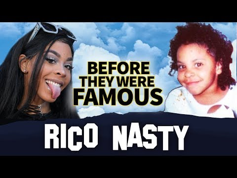 Rico Nasty | Before They Were Famous | Roof, Tia Tamera | Biography