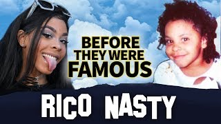 Rico Nasty | Before They Were Famous | Roof, Tia Tamera