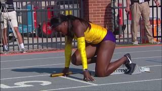LSU Women's 4x100 (NCAA Record) - 2018 SEC Outdoor Championship
