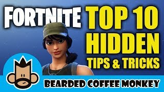 Fortnite: Top 10 Hidden Tips and Tricks