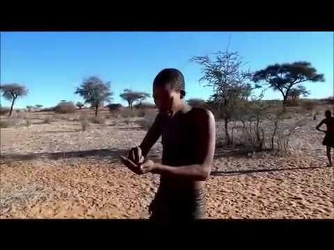Click Click Language in Namibia