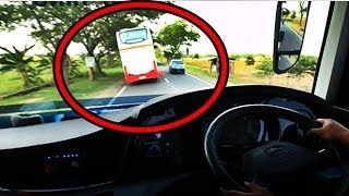 Download Video NYARISSS SAJAAA | Membuntuti Double Deckker Harapan Jaya Sewaktu Roadtest MP3 3GP MP4