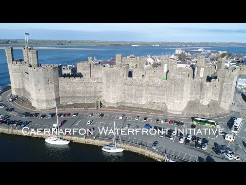 Caernarfon Waterfront Initiative