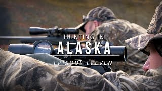 Hunting Grizzly Bear and Barren Ground Caribou in Alaska