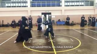 Самый зрелищный бой, на соревновании КЭНДО