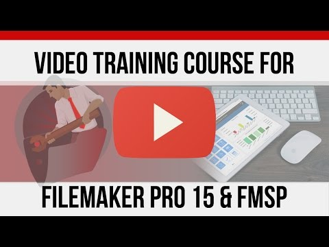 FileMaker News-FileMaker Pro 15 Video Course 40 hours-FileMaker 15 Training Videos-FileMaker 15