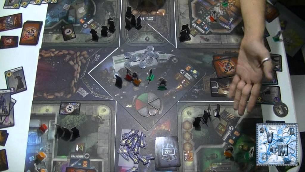 City of horror juego de mesa rese a aprende a jugar for Viciados de mesa