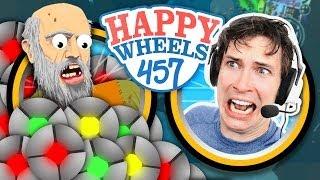 BALLS EVERYWHERE - Happy Wheels