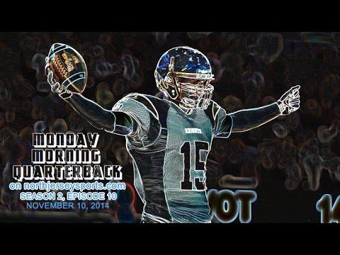 Monday Morning QB:Playoff Prediction Show (11/13/14)
