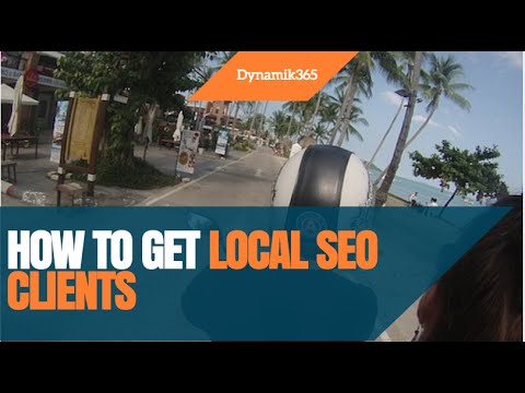 How To Get Local SEO Clients – 6 Strategies – Make Money Online From Home