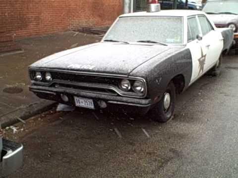 1970's_police_2 | lsefilmcars  |1970 Police Cars Florida