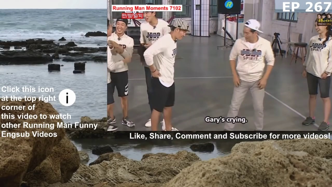 Download 2_ Gary and Jihyo precious puzzle child / KwangSoo Painful Pelvis Massage