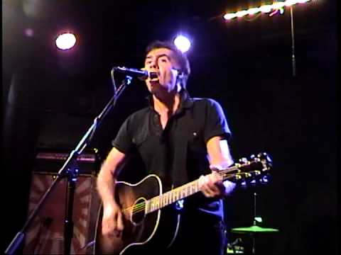 "GLEN MATLOCK (Sex Pistols) ""God Save The Queen"" solo acoustic 10/14/12 Hamilton, ON"