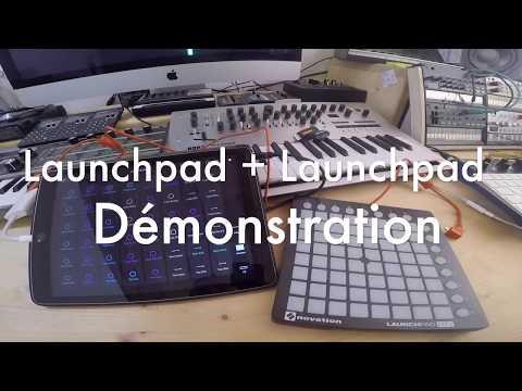 Launchpad Ipad + Launchpad Mini