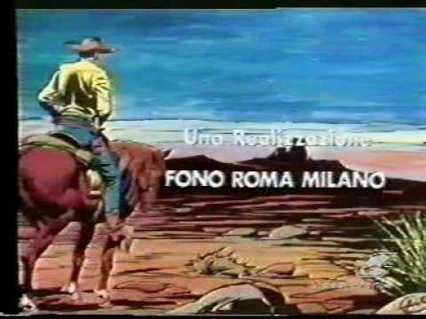 """Sigla di coda del programma """"Tex & company"""" (prima..."""