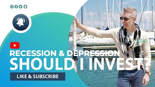 Difference Between Recession and Depression | Should You Invest During a Recession?