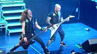 Anthrax - Caught In A Mosh - live HD@Tivoli, Utrecht, the Netherlands, 19 February 2017
