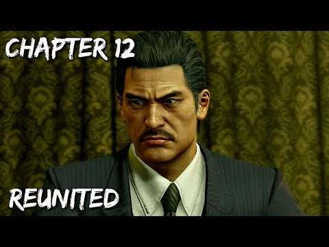 Yakuza Kiwami LEGEND Walkthrough - Chapter 12: Reunited (No