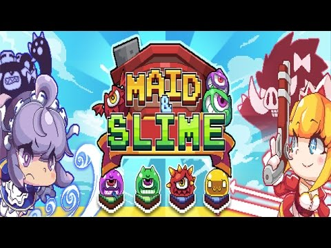 Maid & Slime Android Gameplay (HD)