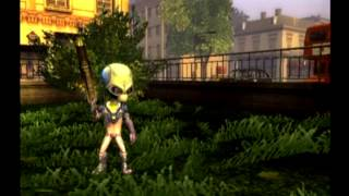 Destroy All Humans 2 Ep.17 Sex Changes and DJ Pirates