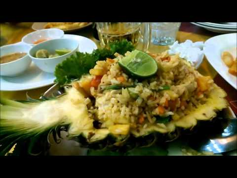 Thai Food Rice Pineapple N°5 Restaurant Patong Phuket